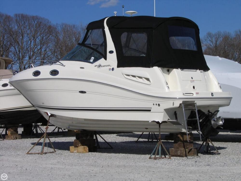 2006 Sea Ray 260 Sundancer - Photo #40