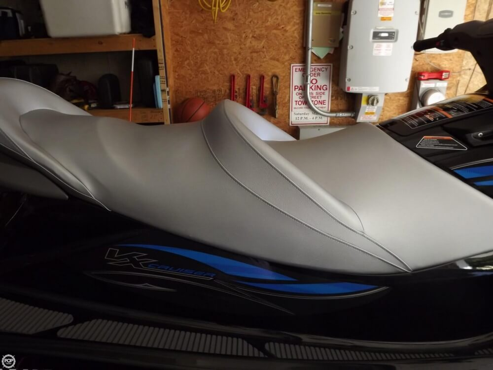 2014 Yamaha boat for sale, model of the boat is VX Cruiser & Image # 13 of 41