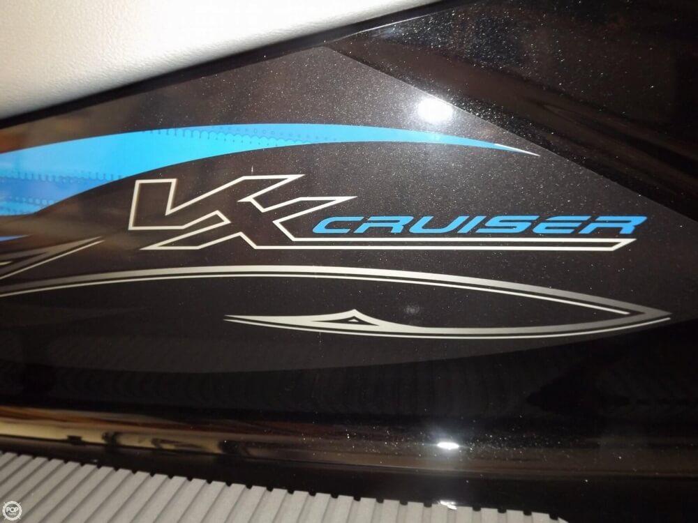 2014 Yamaha VX Cruiser - Photo #28