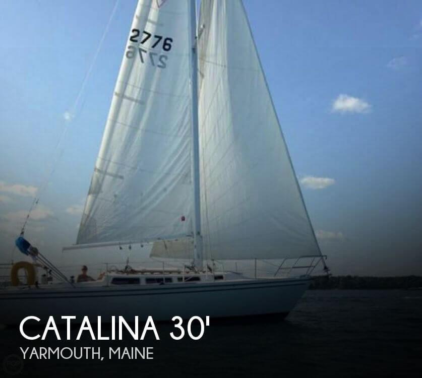 1982 Catalina 30 Tall Rig - Photo #1