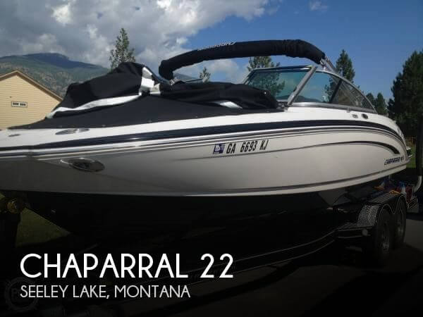 Used Chaparral Ski Boats For Sale by owner | 2014 Chaparral 22