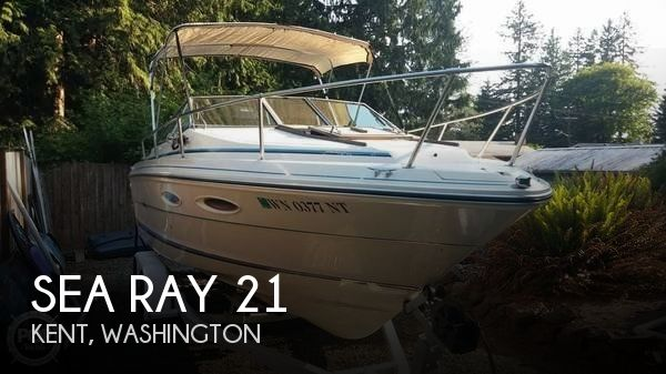 1984 Sea Ray 21 Power Boat For Sale In Kent  Wa