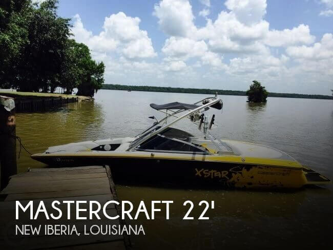 Used Boats For Sale in Lafayette, Louisiana by owner | 2006 Mastercraft 22