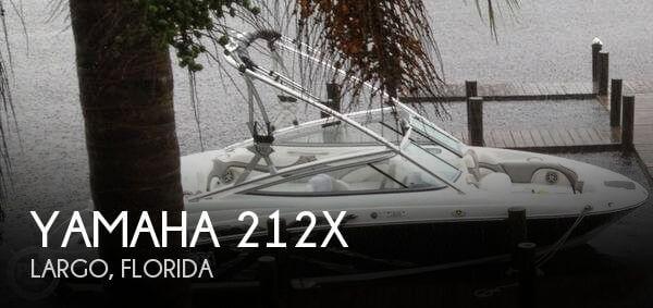 2008 Yamaha 212X - Photo #1