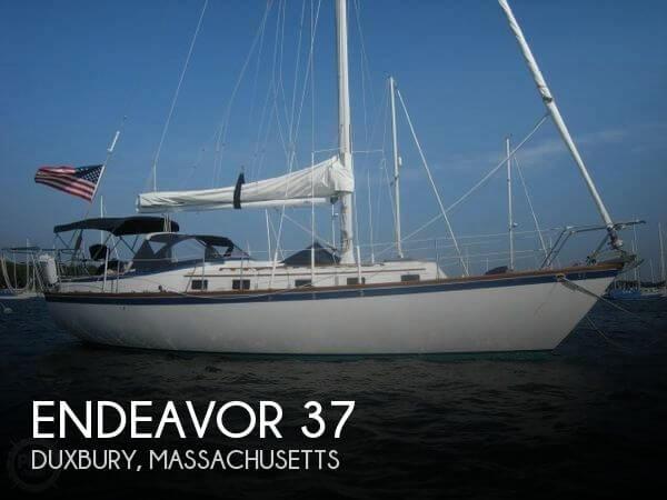 1981 ENDEAVOUR 37 for sale