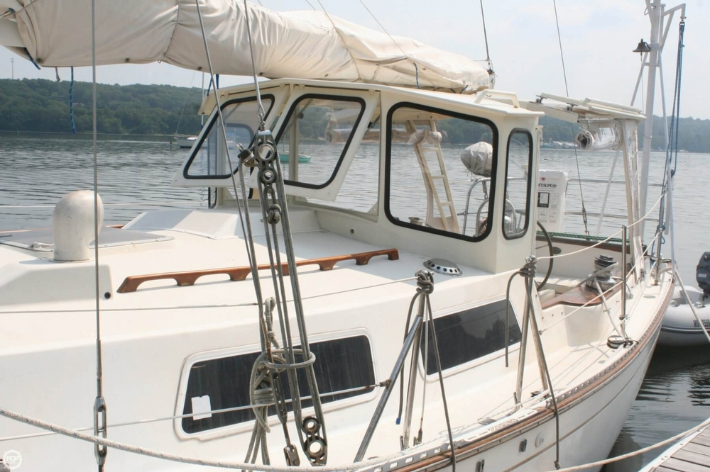 1978 Cabot 36 Cutter Rig - Photo #5