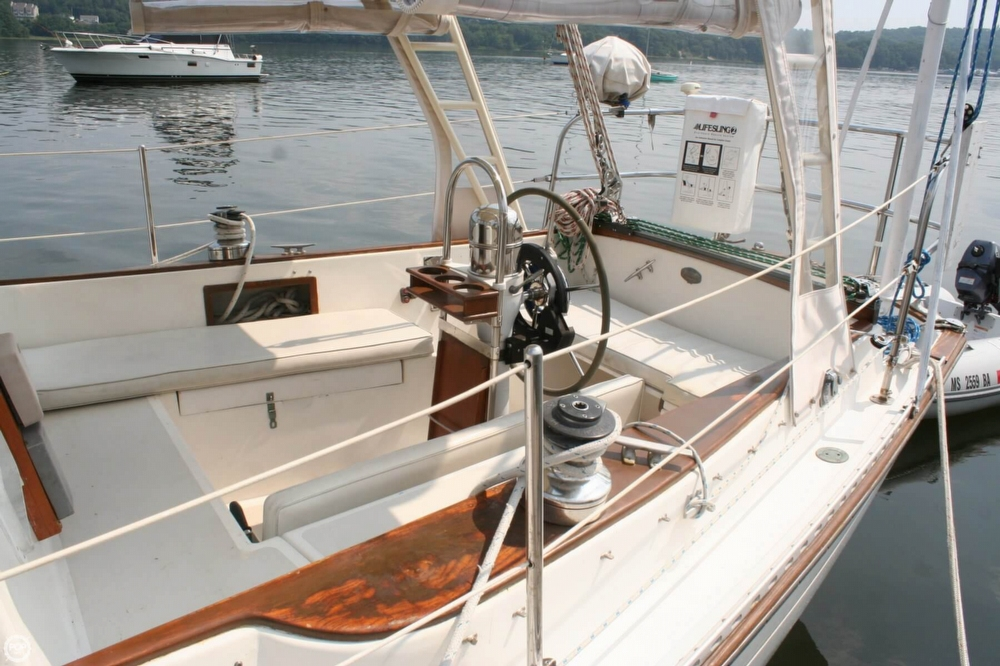 1978 Cabot 36 Cutter Rig - Photo #9