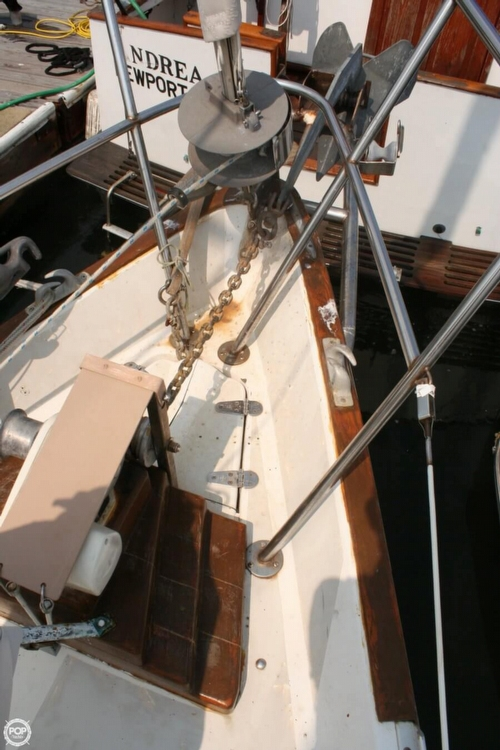 1978 Cabot 36 Cutter Rig - Photo #13