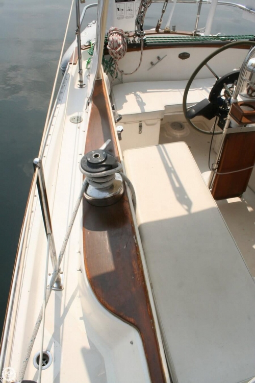 1978 Cabot 36 Cutter Rig - Photo #23