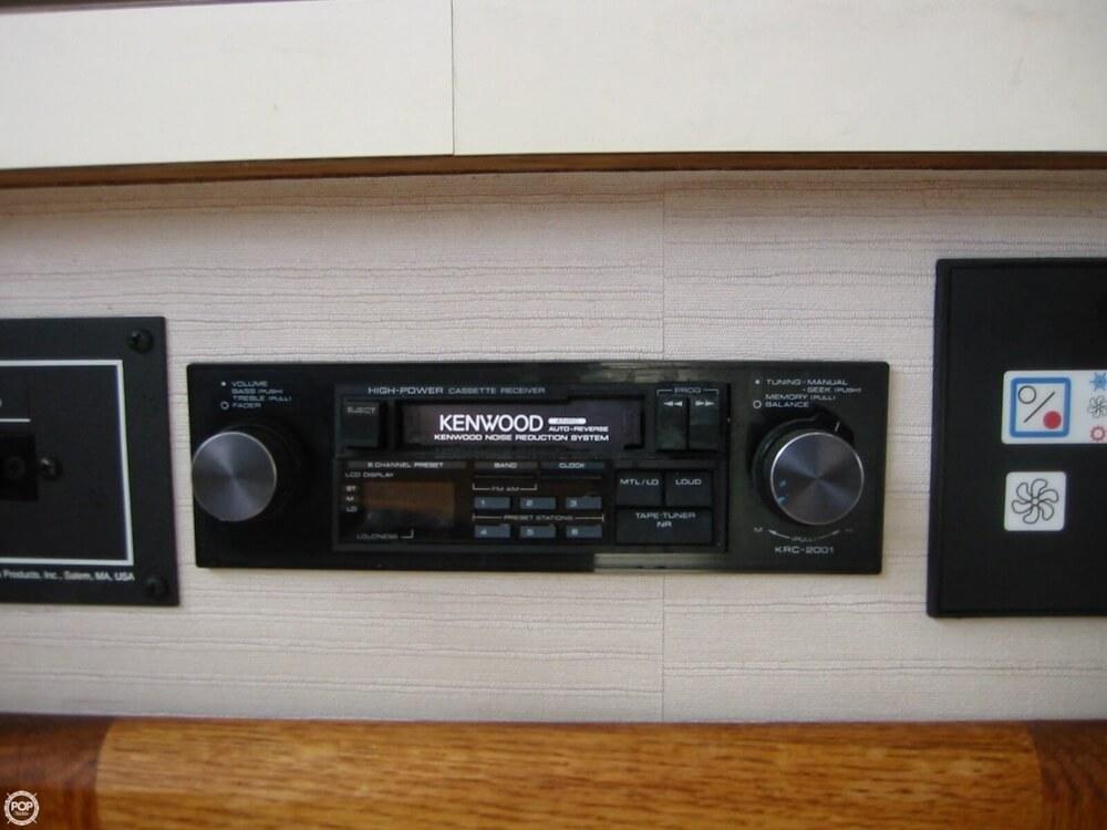 1987 Silverton 34 Convertible - Photo #19