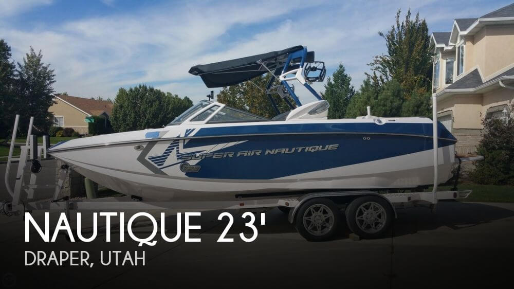 2015 Nautique Super Air G23 - Photo #1