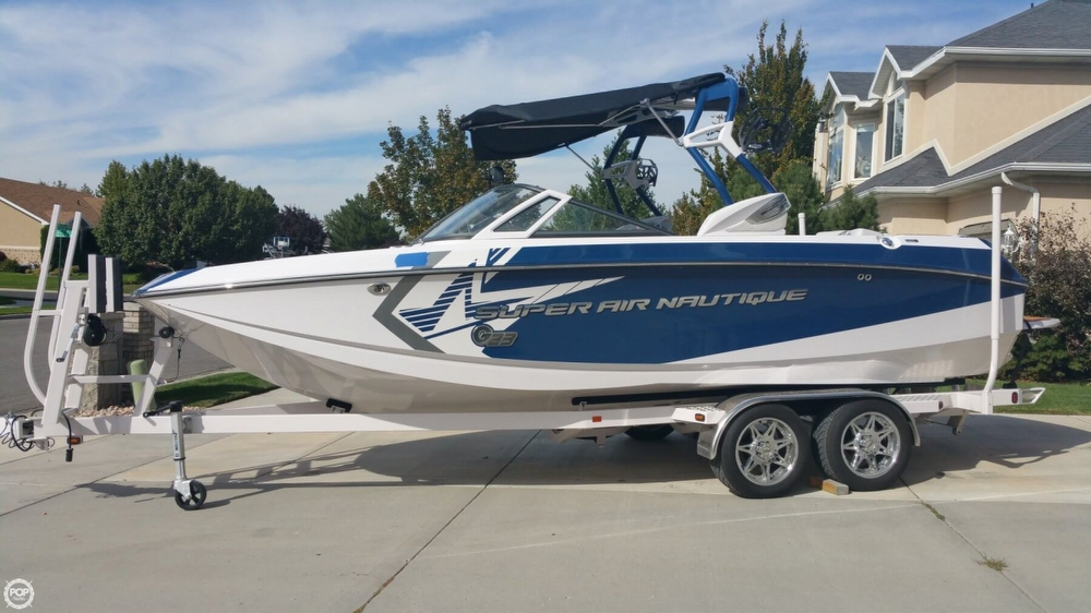 2015 Nautique Super Air G23 - Photo #14