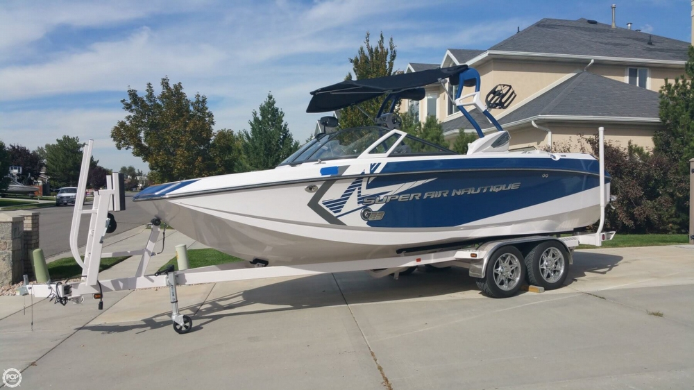 2015 Nautique Super Air G23 - Photo #15
