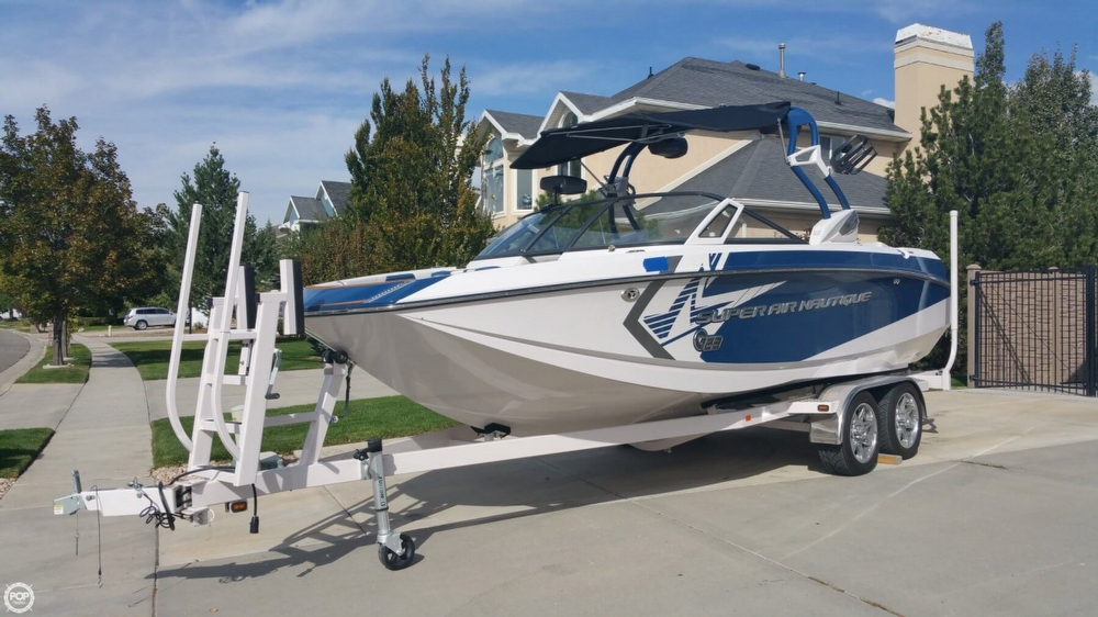 2015 Nautique Super Air G23 - Photo #16