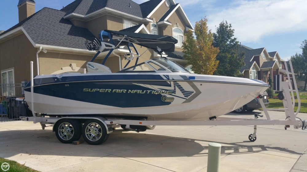 2015 Nautique Super Air G23 - Photo #2