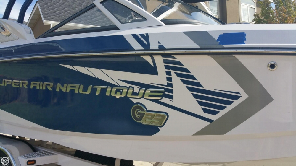 2015 Nautique Super Air G23 - Photo #37
