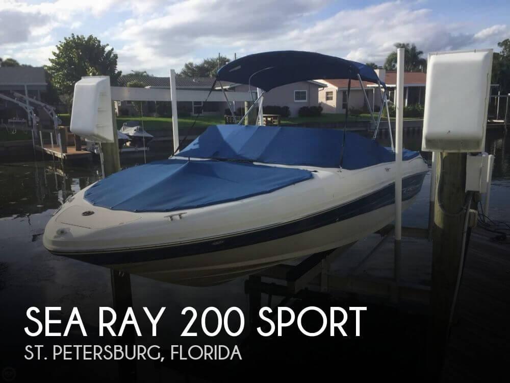 2004 Sea Ray 200 Sport - Photo #1