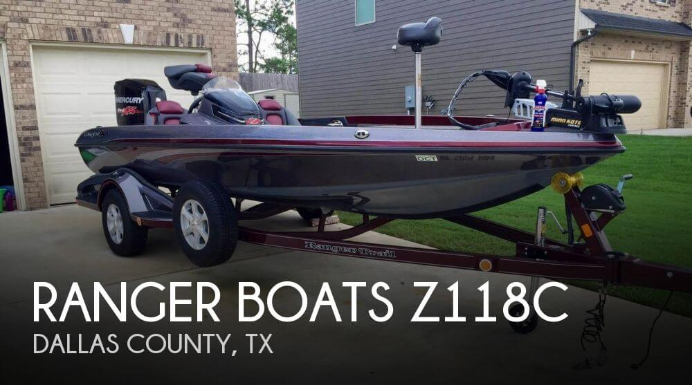 Sold ranger boats z118c boat in mount vernon tx 087869 for Fishing boat dealers near me