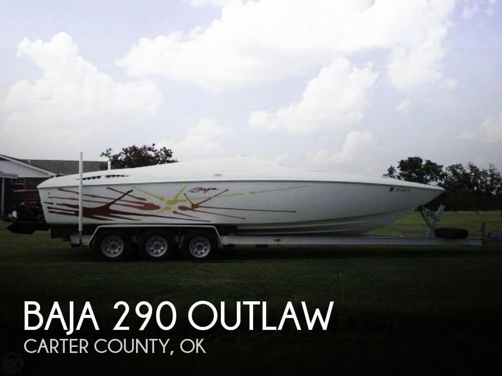 2001 Baja 290 Outlaw - Photo #1