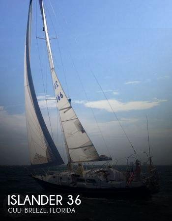 1977 ISLANDER 36 for sale