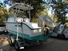 2002 Sea Pro 220 WA - #1