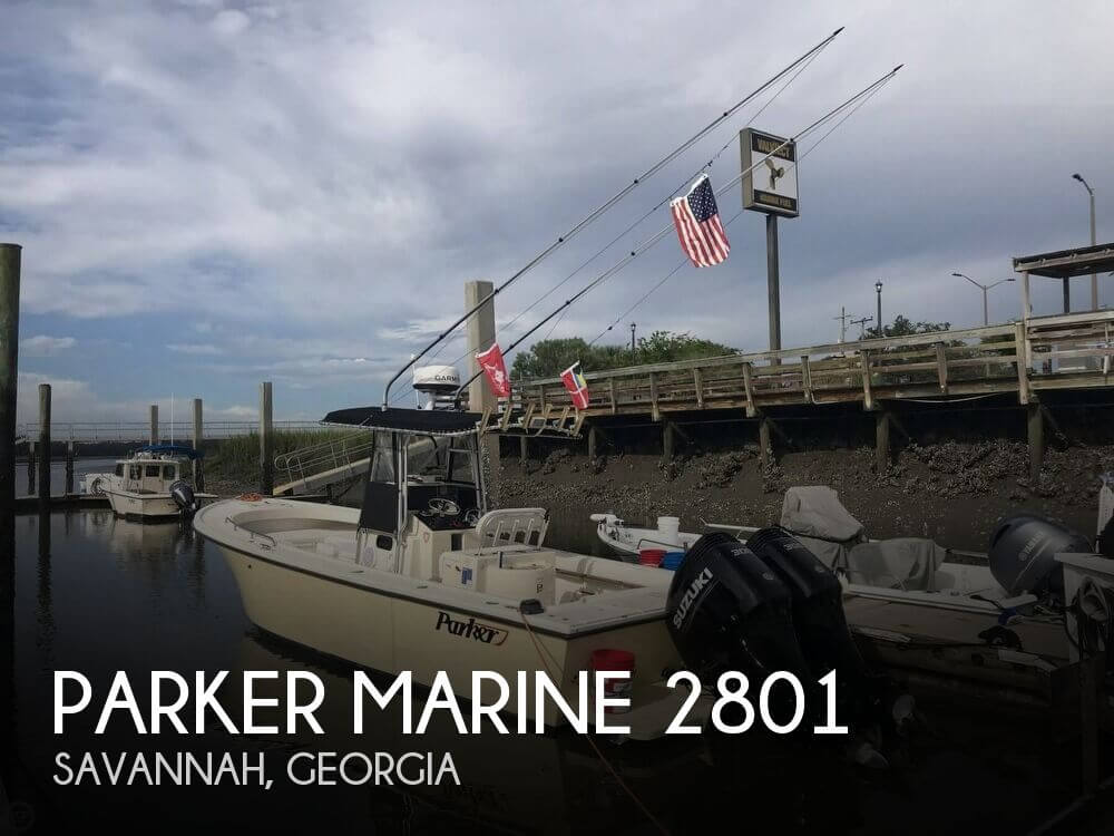 Used Boats For Sale in Savannah, Georgia by owner | 2002 Parker Marine 2801