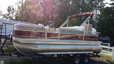 Sun Tracker Party Barge 22 XP3, 22', for sale - $23,900