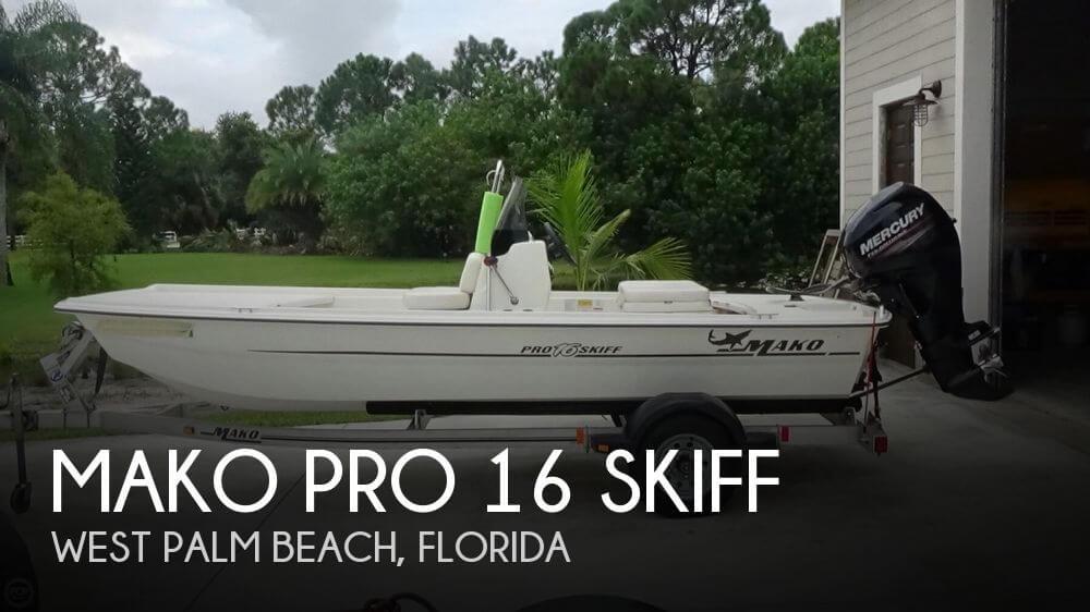 2013 Mako Pro 16 Skiff - Photo #1
