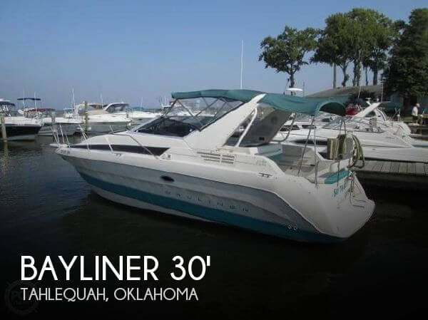 Used Boats For Sale in Fort Smith, Arkansas by owner | 1993 Bayliner 30