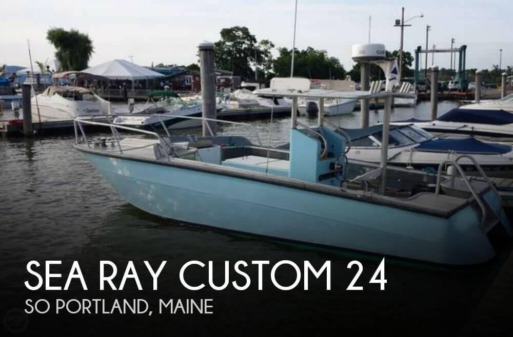 1973 Sea Ray Custom 24 - Photo #1