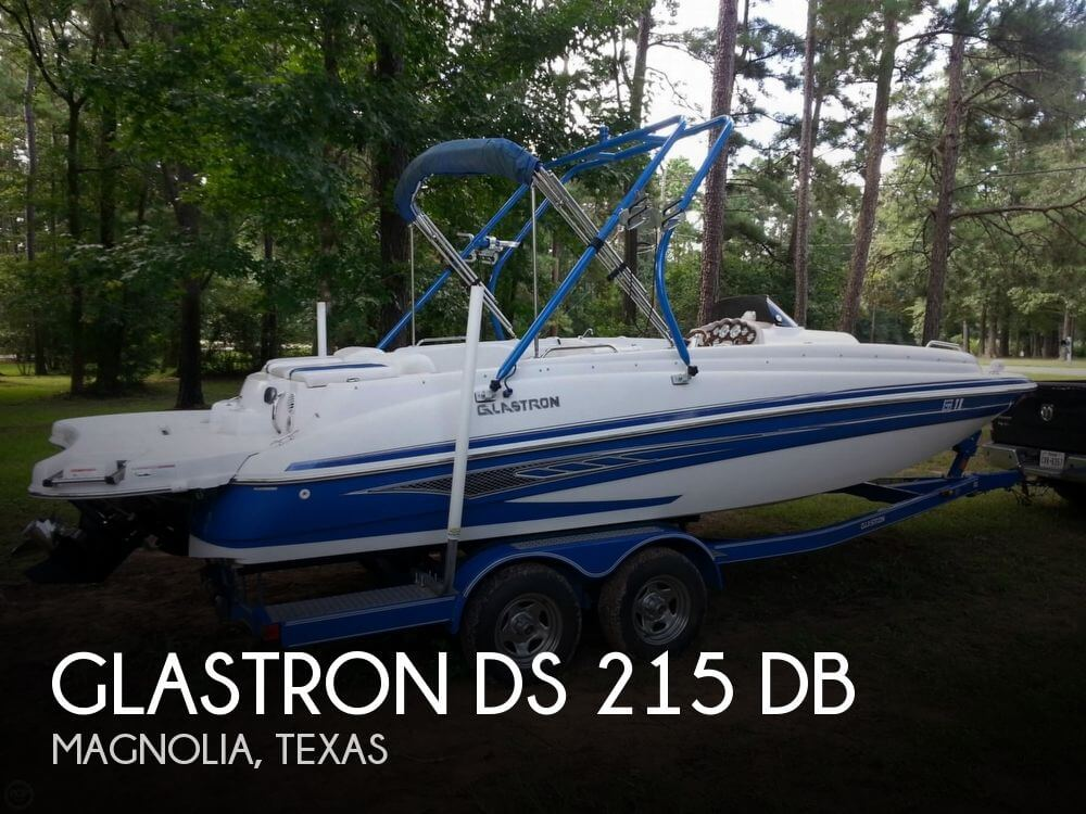 2011 Glastron DS 215 DB - Photo #1