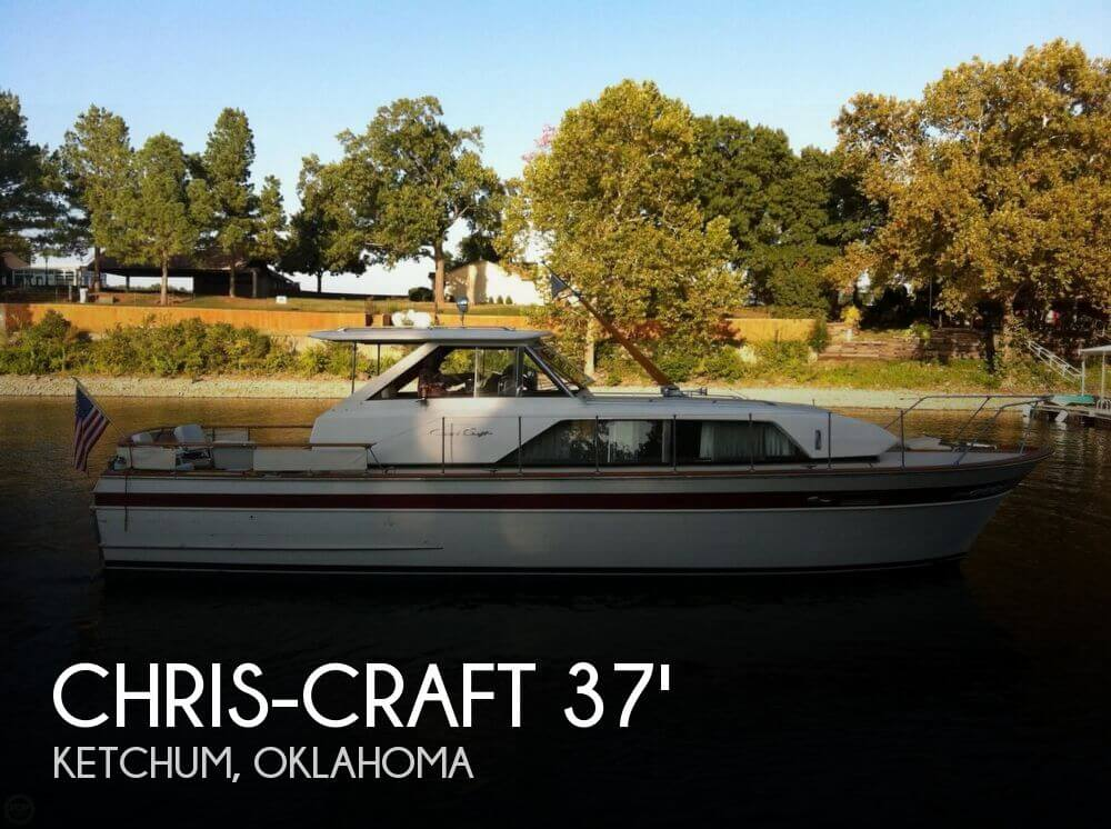 1967 Chris-Craft 37 - Photo #1