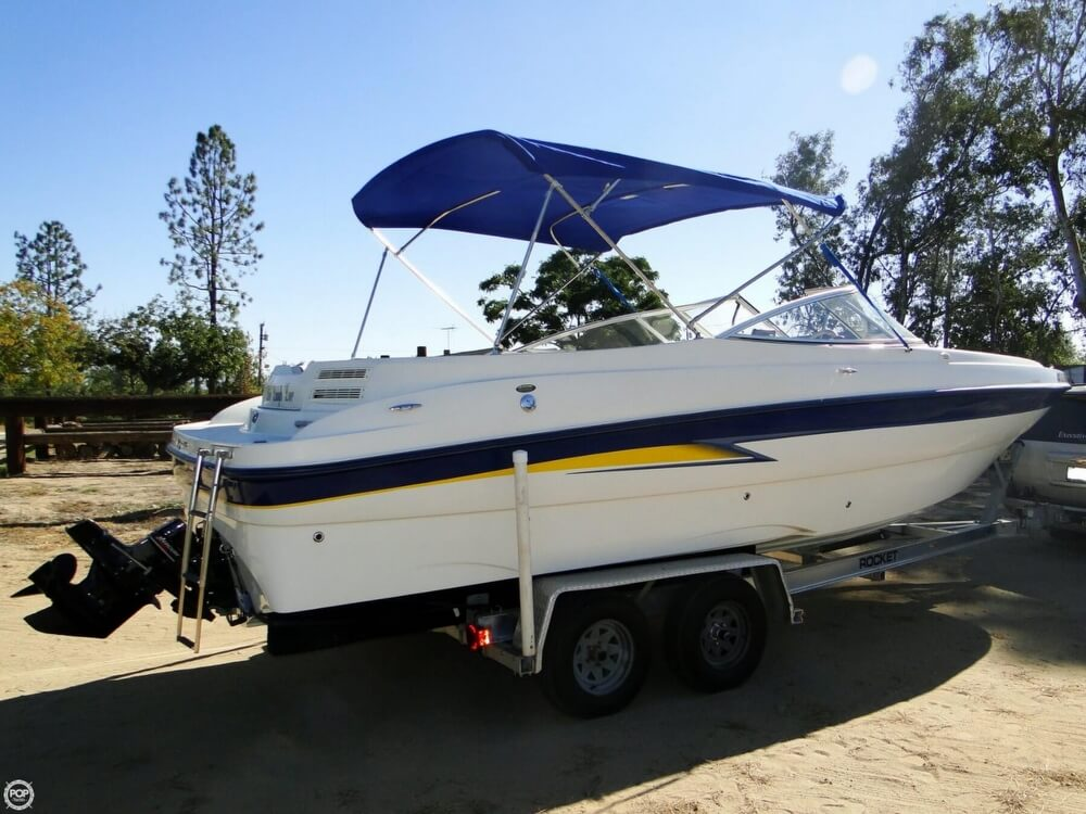 2004 Bayliner 249 SunDeck - Photo #26