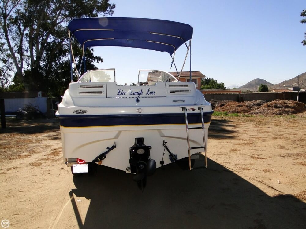 2004 Bayliner 249 SunDeck - Photo #28