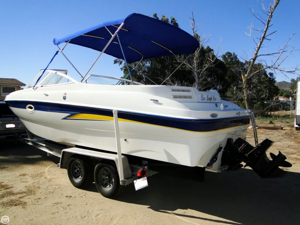 2004 Bayliner 249 SunDeck - Photo #29