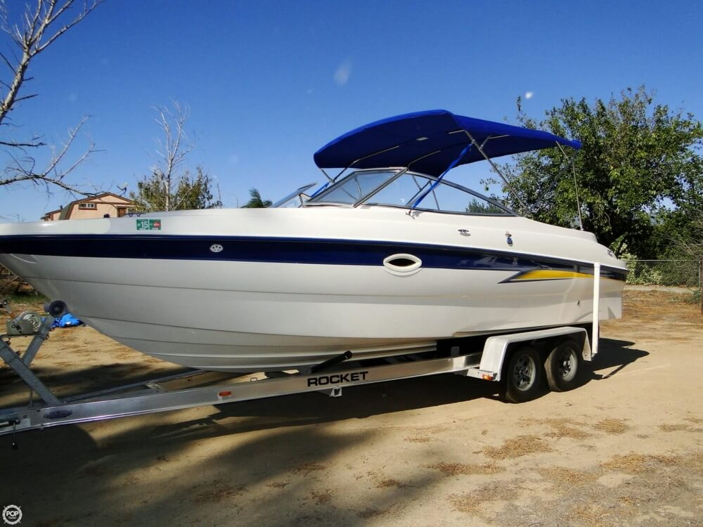 2004 Bayliner 249 SunDeck - Photo #32
