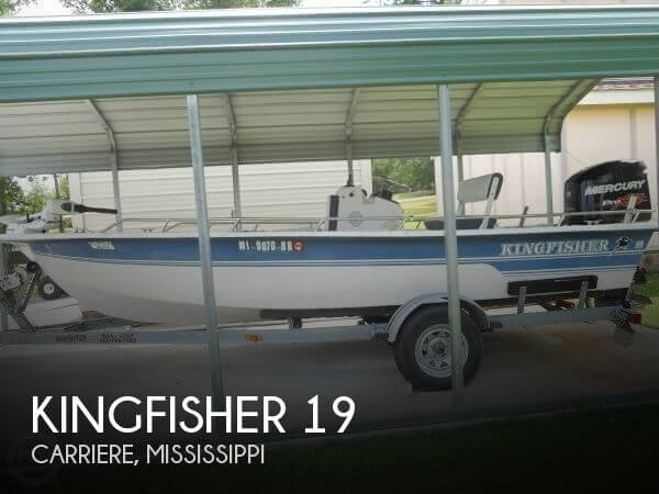 Used Kingfisher Boats For Sale by owner | 1994 Kingfisher 19