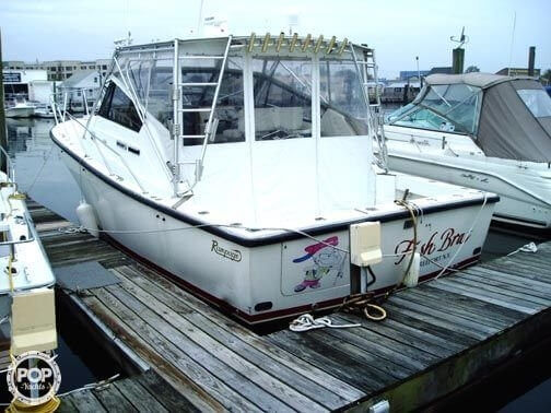 1991 rampage 36 fishing boat for sale in freeport ny for Freeport fishing boats