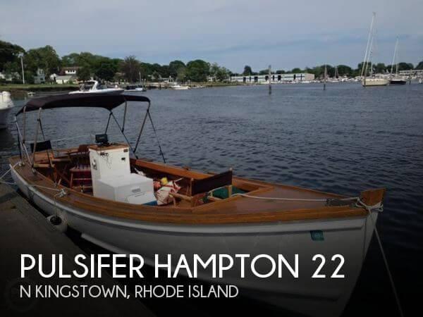 1997 Pulsifer Hampton 22 - Photo #1