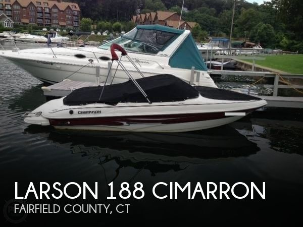 2011 LARSON 188 CIMARRON for sale