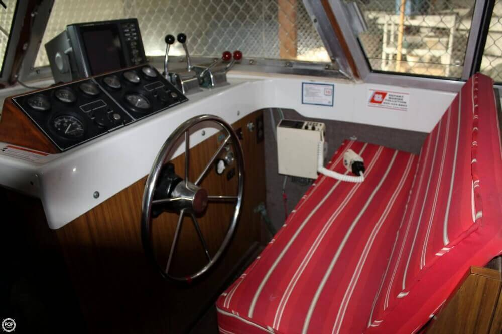 1962 Bertram 31 Sport Fisher - Photo #37
