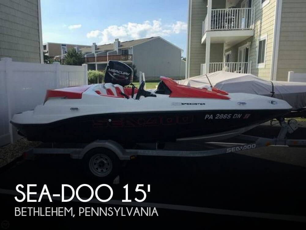 2011 Sea-Doo 150 Speedster - Photo #1