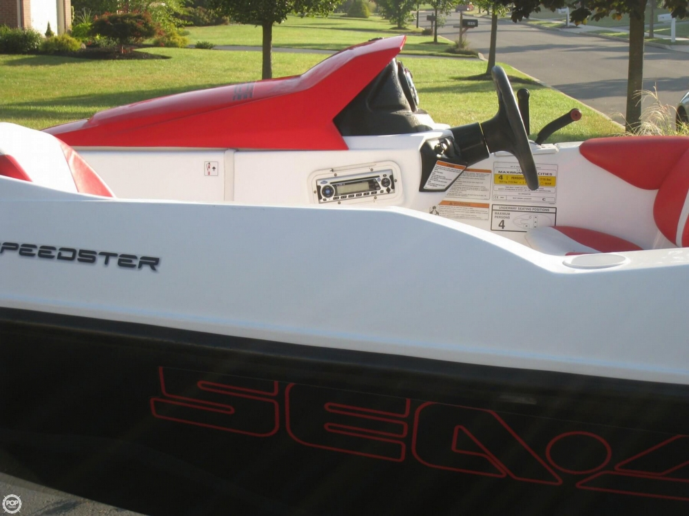 2011 Sea-Doo 150 Speedster - Photo #7