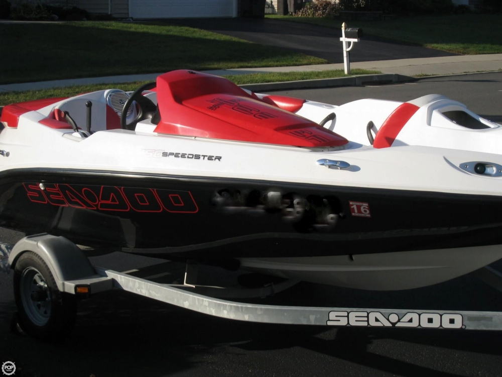 2011 Sea-Doo 150 Speedster - Photo #14