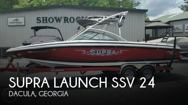 2006 Supra Launch SSV 24 - Photo #1