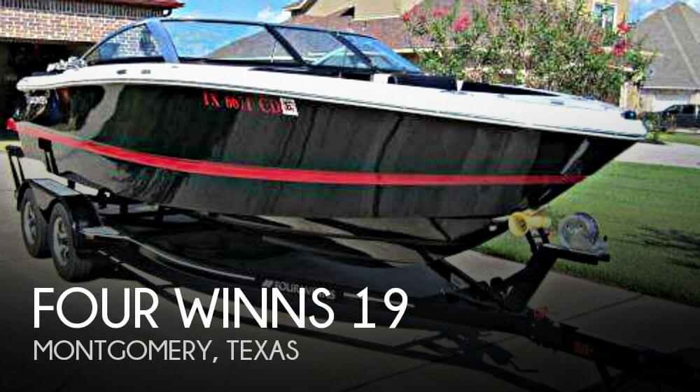 Used Four Winns Boats For Sale in Texas by owner | 2014 Four Winns 19