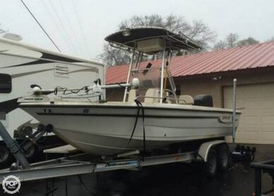 Century 2101 CC Bay Boat, 21', for sale - $19,000