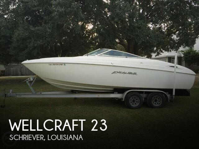 Used Wellcraft 23 Boats For Sale by owner | 2001 Wellcraft 23
