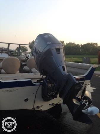 2008 Smoker Craft boat for sale, model of the boat is 192 Ultima & Image # 2 of 13