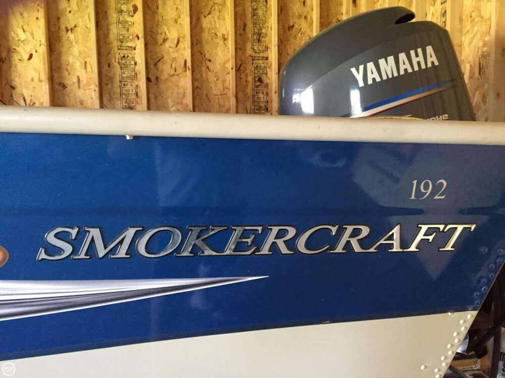 2008 Smoker Craft boat for sale, model of the boat is 192 Ultima & Image # 3 of 13